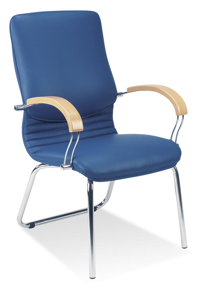 fotele gabinetowe Nova Steel